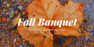 Annual Fall Banquet @ Double Tree - Minneapolis